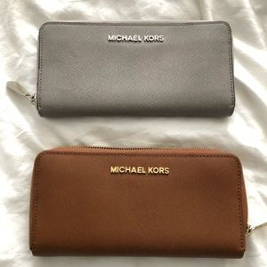 Michael Kors wallets&purses and Coach clutch &tote